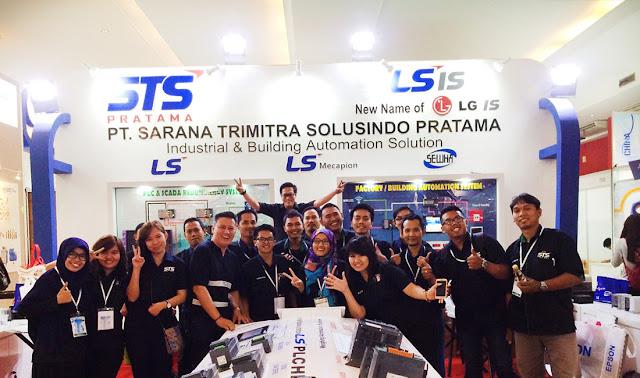 Lowongan Kerja PT. Sarana Trimitra Solusindo (STS) Lulusan SMA, SMK, D3, Dengan Posisi Sales Executive, Teknisi Repair, Teknisi PLC, Tahun 2018