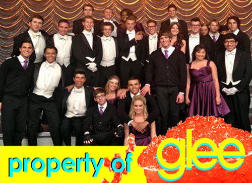 FINALIZA LA CUARTA TEMPORADA DE GLEE (RATING) ~ Property of Glee