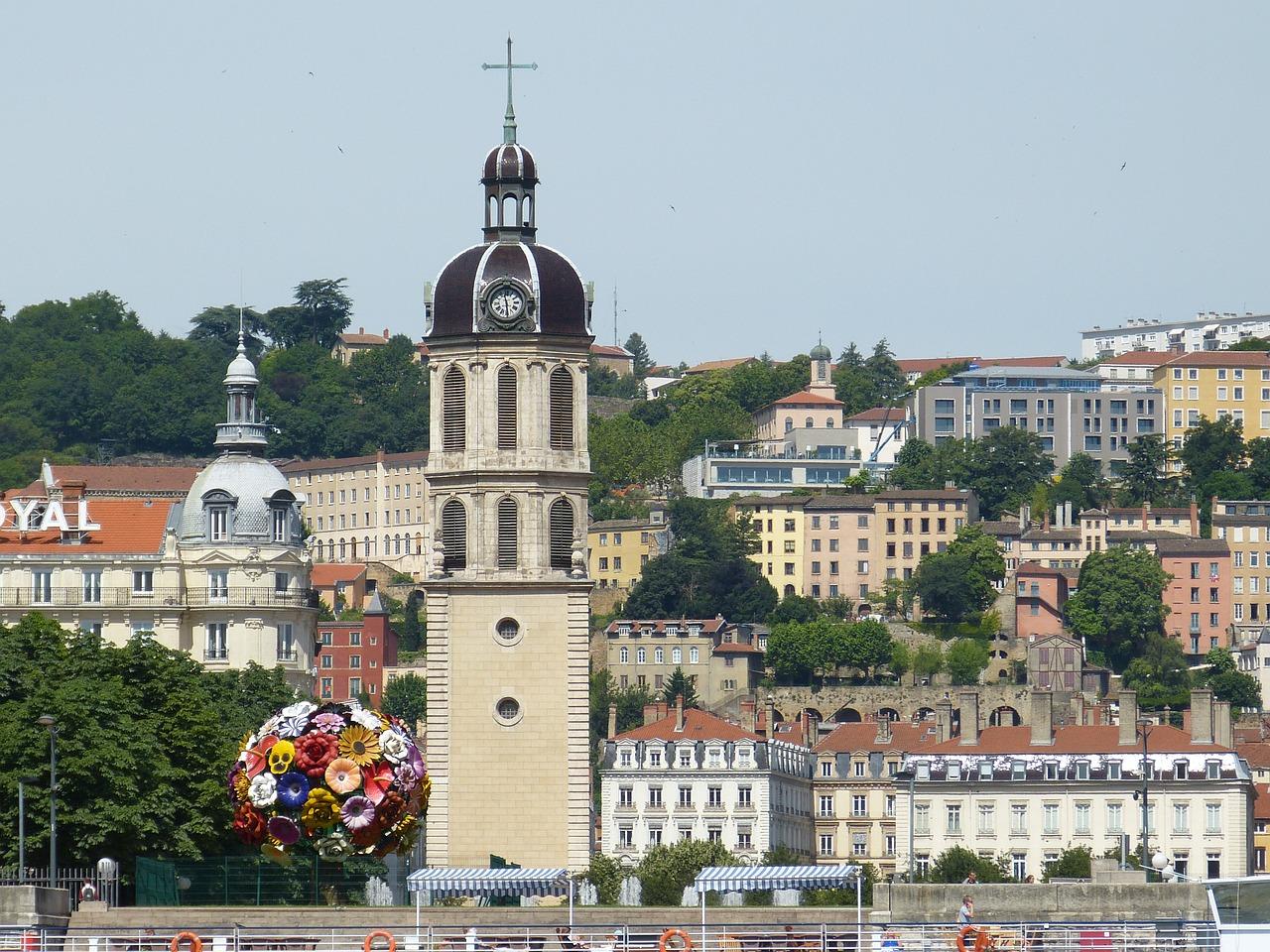 Hôtels romantiques à Lyon