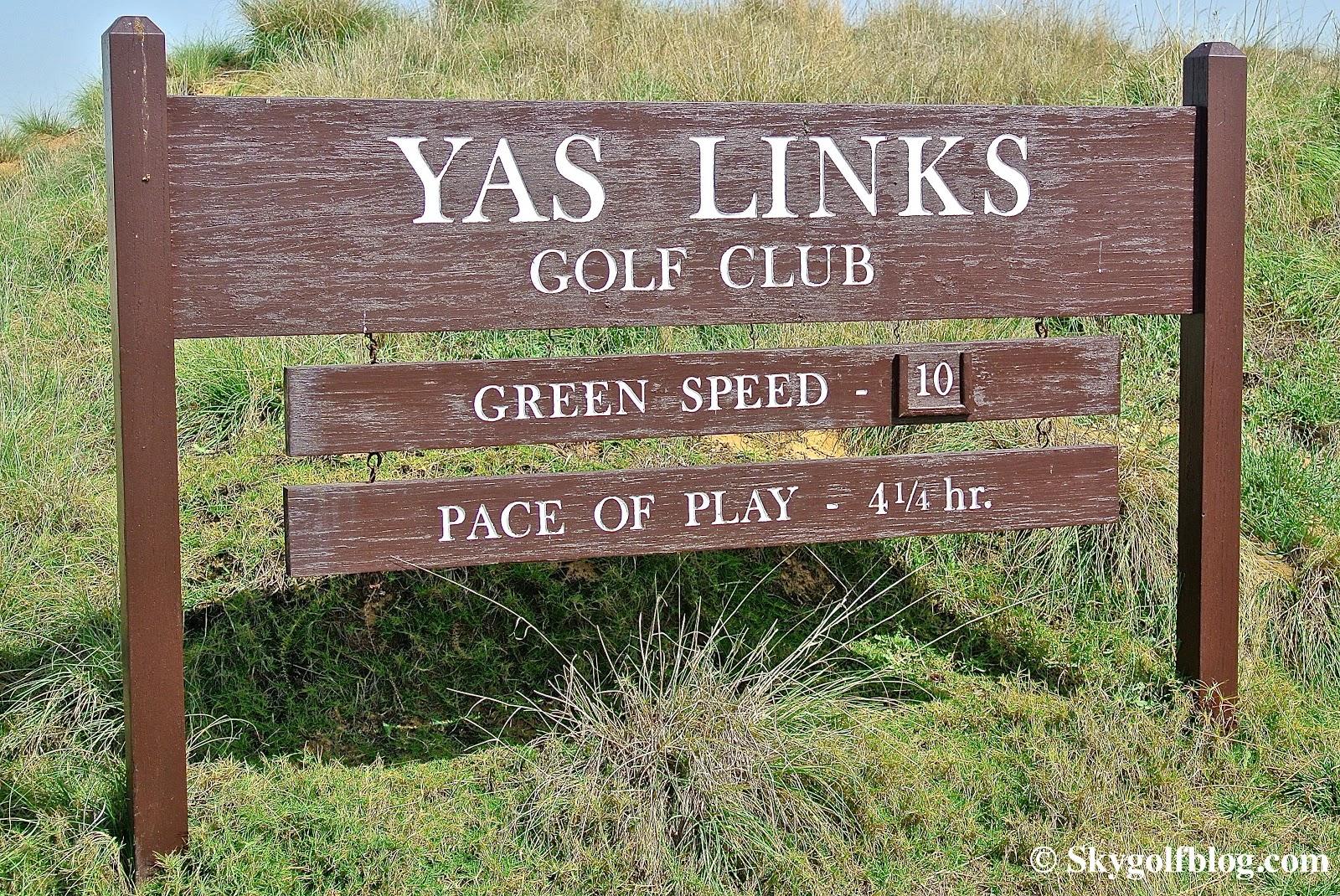 skygolf blog golf courses around the world yas links. Black Bedroom Furniture Sets. Home Design Ideas