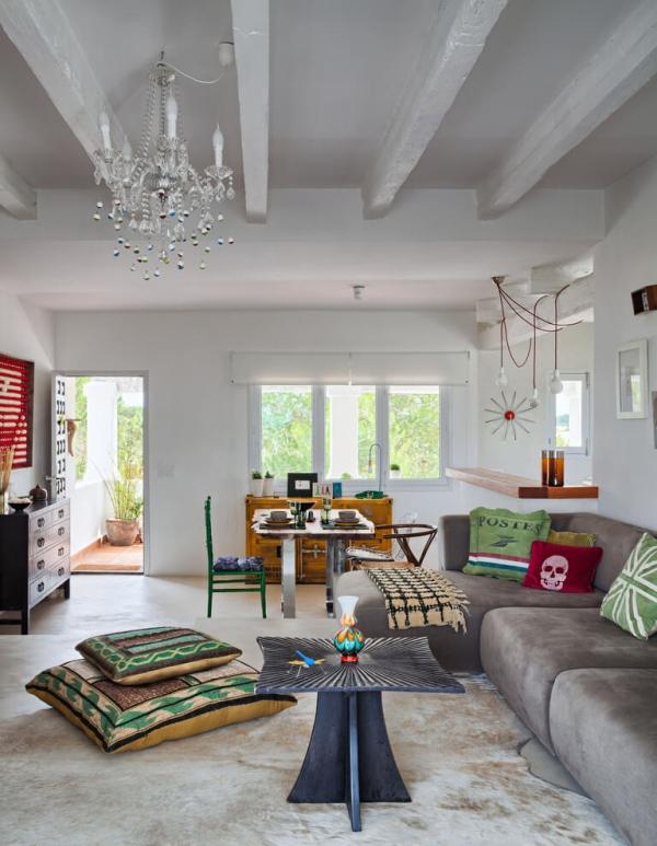 Arredare la casa al mare con personalit case e interni for Case bellissime arredamento