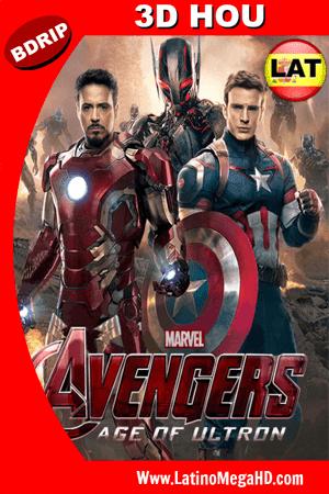 Los Vengadores: La Era de Ultron (2015) Latino HD 3D HOU 1080P ()
