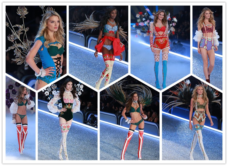2016 Victoria's Secret Fashion Show - Mountain Romance