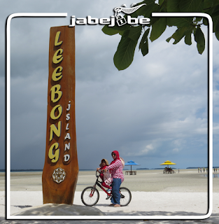 Pulau Leebong Belitung