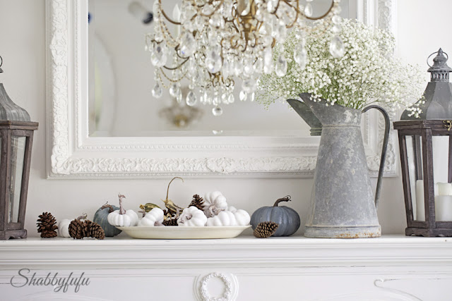 french fall mantel