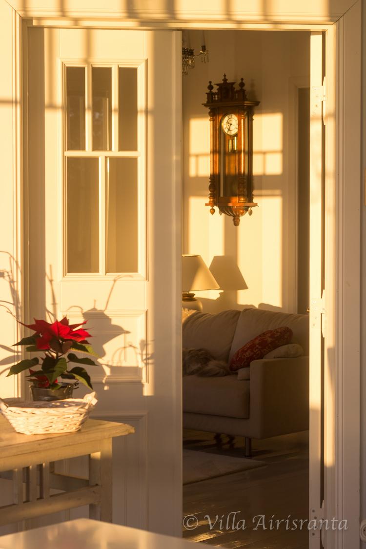 vanha talo, beautiful home, sisustus, joulutunnelmia