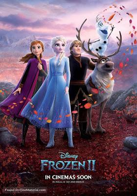 Frozen II 2019 Dual Audio 720p WEB HDRip HEVC x265 world4ufree