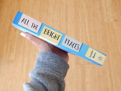 All The Bright Places | sprinkledpages