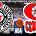 ABA Liga FINAL FOUR 2017: Cedevita - Partizan UŽIVO PRENOS ONLINE [ArenaSport 25.03.2017 20h]
