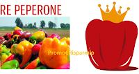 Logo ''Re Peperone con La Stampa 2018'': vinci gratis forniture peperoni di Carmagnola e non solo!