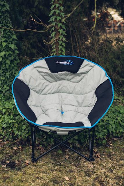 Gear of the Week #GOTW KW 12  Moonchair Deluxe XXL Skandika Outdoor  Faltsessel im XXL-Format  komfortabler Campingstuhl  belastbar bis 150 kg 03
