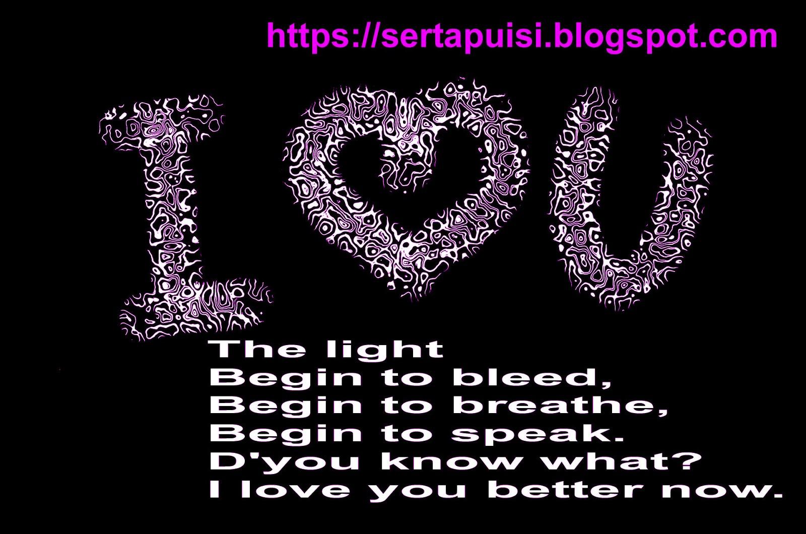 Gambar Kata Kata Cinta Romantis Untuk Kekasih Sobkatakata