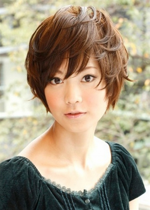 Marvelous Short Japanese Haircut 2013 In Hottest Trends 2013 Stylesnew Short Hairstyles Gunalazisus