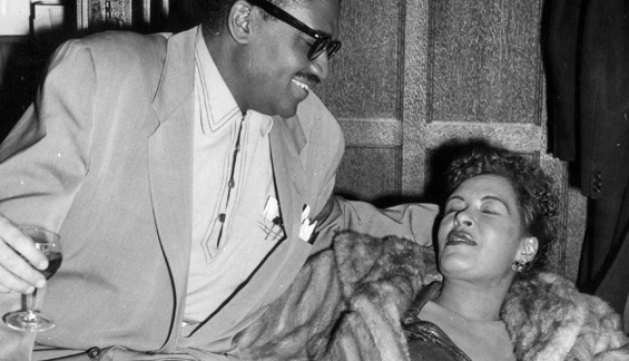 billie holiday and louis mckay relationship problems