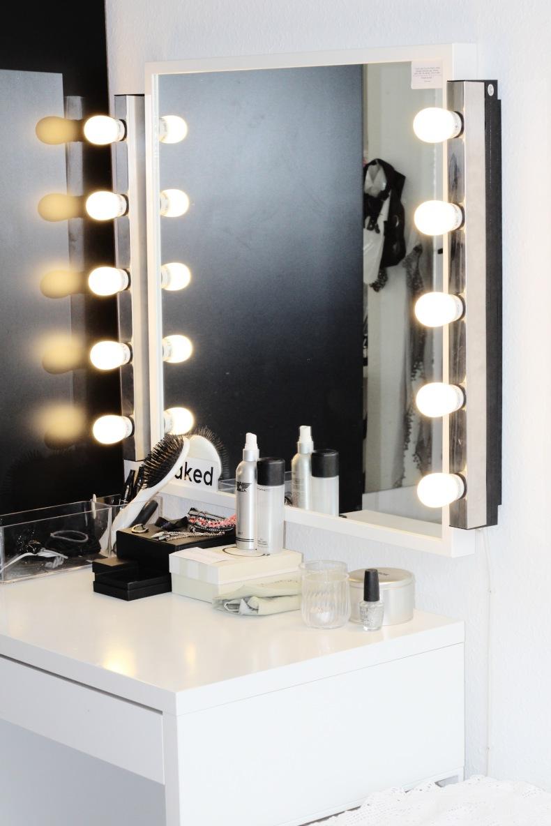 spejl med lys ikea Ca. 30 Resultater: Makeup Bord Med Spejl Og Lys Ikea spejl med lys ikea