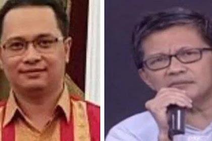 Mantan Relawan Jokowi Usul Jack Lapian Debat dengan Rocky Gerung