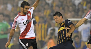 River Plate vs Rosario Central