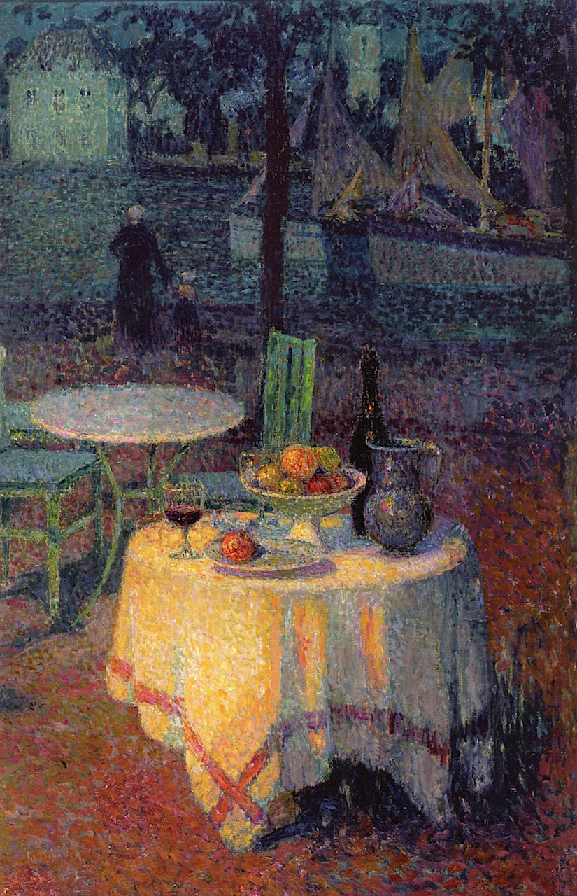 Paintings by Henri Le Sidaner (1862-1939)