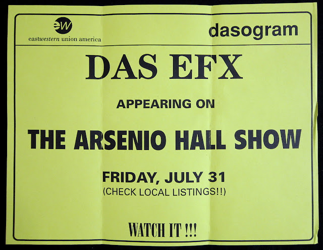 Das Efx Redman Arsenio Hall Show July 31 1992