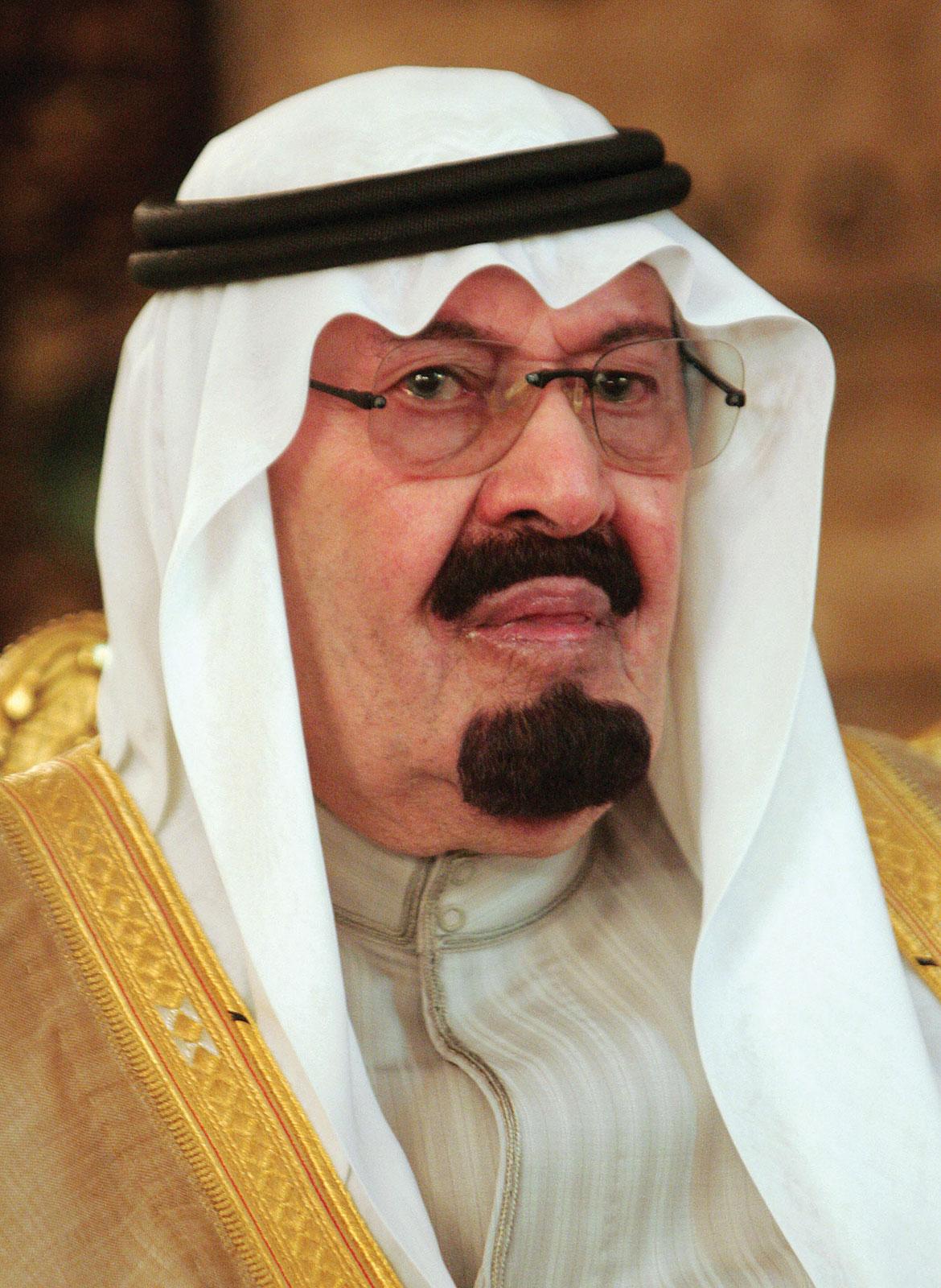 king of saudi arabia dead