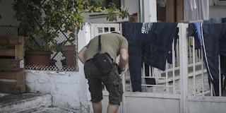 Τρίκαλα: 50χρονος έσφαξε τη γυναίκα του μπροστά στα μάτια του παιδιού και του εγγονιού τους