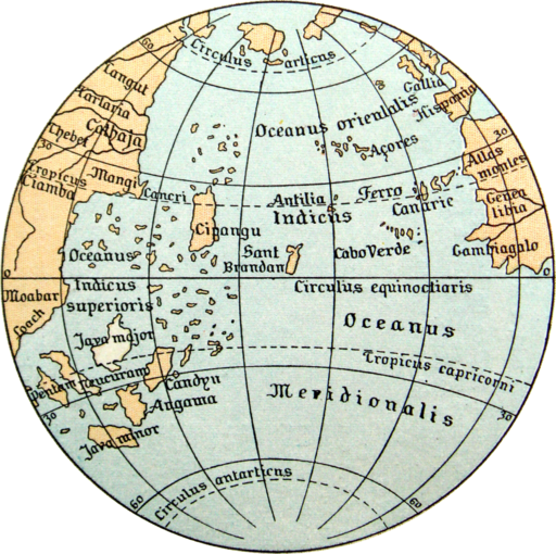 earth 1492 erdapfel oldest globe world