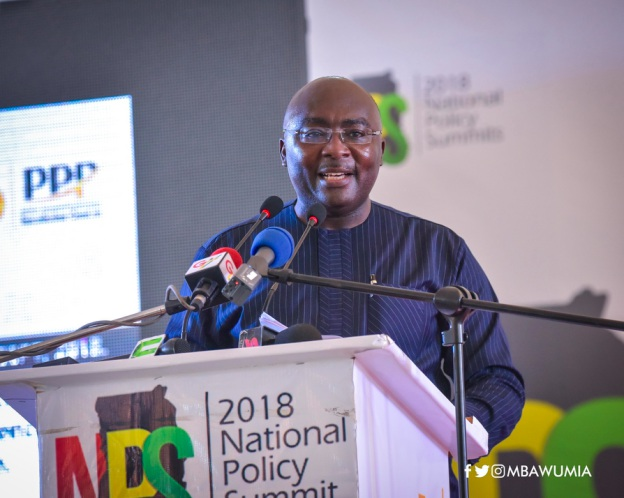 Vice President Mahamudu Bawumia Attends Ghana Investment and Opportunities Summit