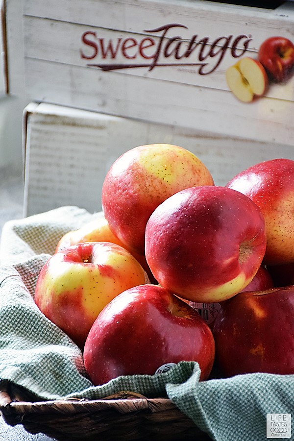 SweeTango Apples in season