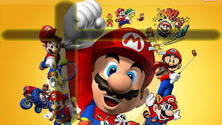 Mario PS3 Wallpaper