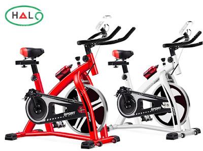Xe đạp tập thể dục giá rẻ Spin Bike