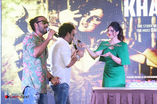Zarine Khan Pictures in Short Dress at Veerappan Song Launch ~ Bollywood and South Indian Cinema Actress Exclusive Picture Galleries