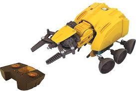 Rough Terrain Beetle Robot