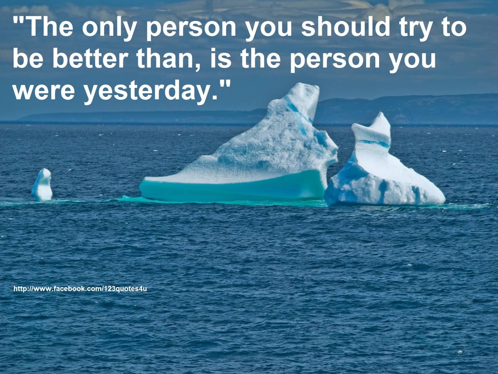 Quotes About Life: The Only Person You Should Try To Be