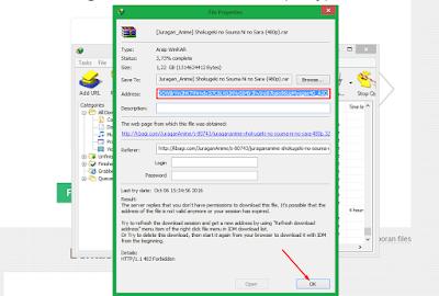 Cara Mengatasi File Download Pada IDM Tidak Bisa di Resume 24