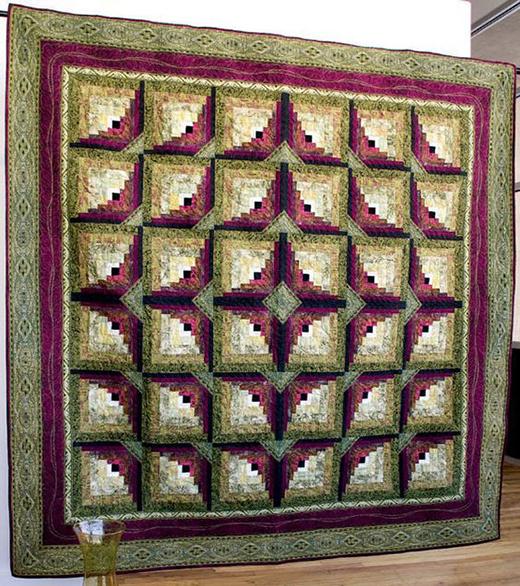 Kinabalu Quilt Free Pattern