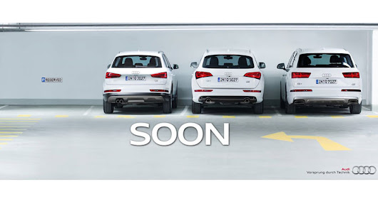Audi Releases Teaser For The Upcoming Q2 Crossover
