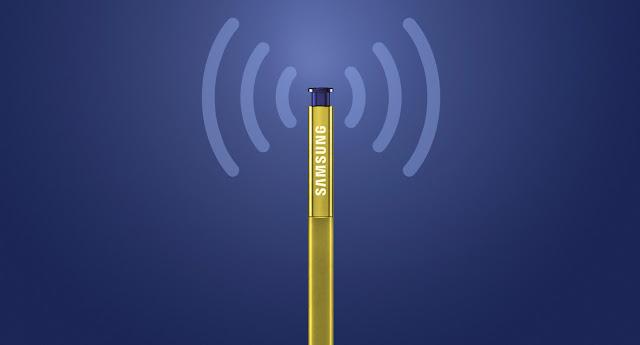 S-Pen Note 9
