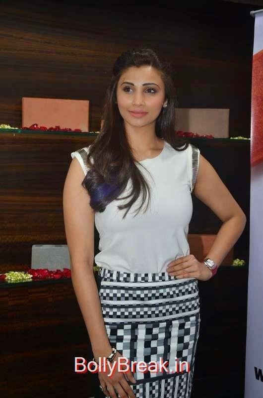 Daisy Shah snapped at the launch of Building Bricks in Mumbai, Sunny Leone, Neha Dhupia, Sonakshi Sinha Snapped At DIfferent Events