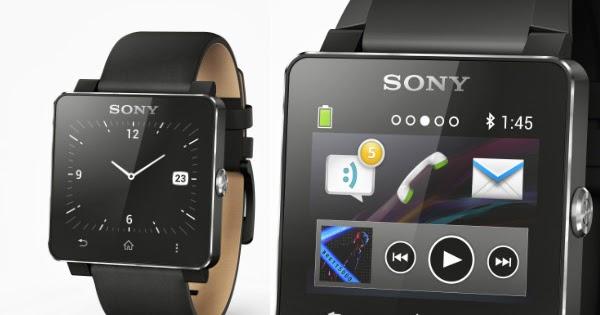 Sony Smartwatch 2 | Spicytec