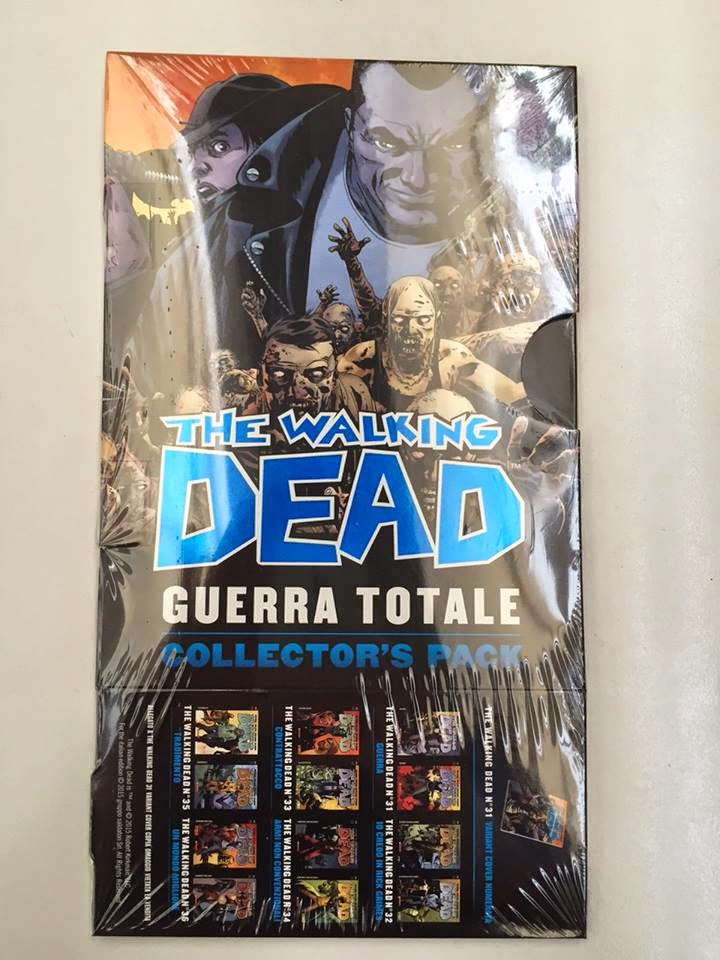 The Walking Dead - Guerra Totale (collector's pack)