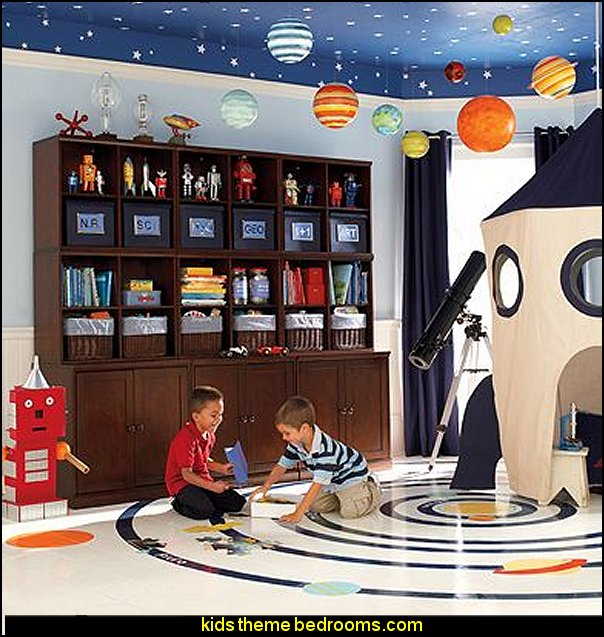 outer space theme playrooms boys playrooms outer space theme