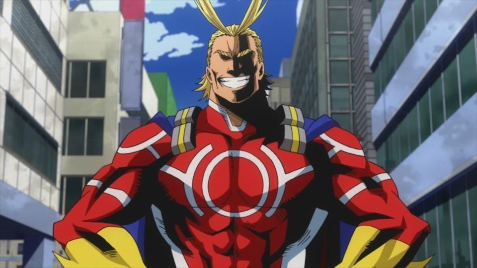 Sinopsis Boku No Hero Academia