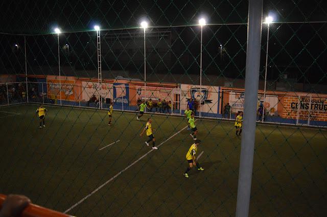 BCN ESPORTE: Jogos de muita emoção na abertura da Copa Regional de Futebol Society.