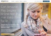 Come pagare con Amazon Pay