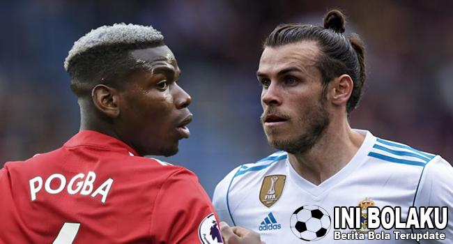 Demi Bale, Manchester United Siap Berikan Pogba Ke Madrid
