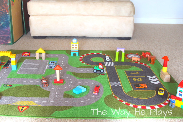 5 ways to play with car mats