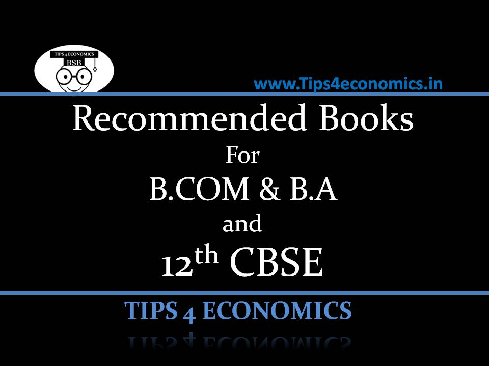 12th Economics Book
