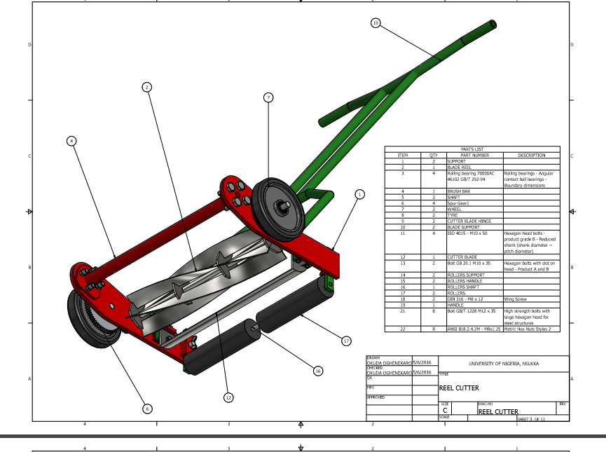A Mower Is Machine That Cuts Gr Or Other Plants Grows On The Ground There Are Differant Types Of Mowers These Include Sickle Reel