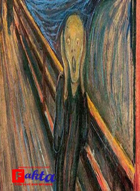 lukisan the scream lukisan mistis yang berharga mahal