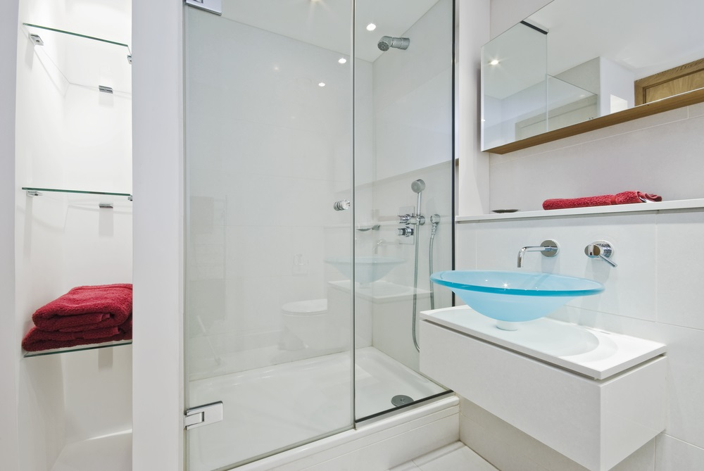 Bathroom Glass Shower Screens
